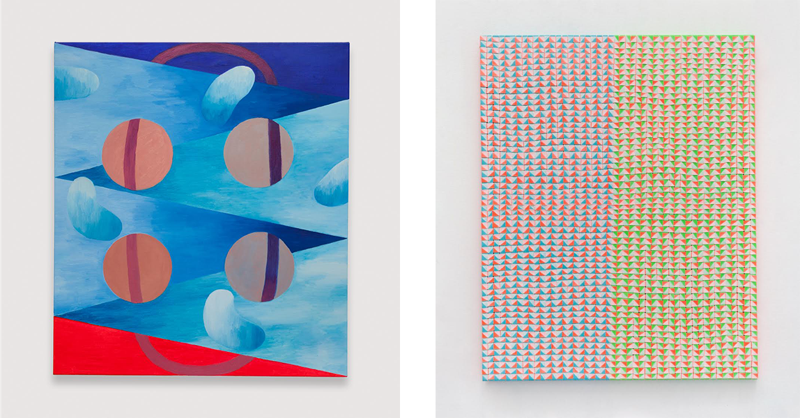 From Off to On - Works by Katy Kirbach + Zoe Nelson